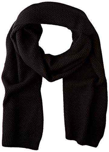 PIECES Damen PCBAHARA LONG SCARF NOOS Schal, Black, ONE SIZE