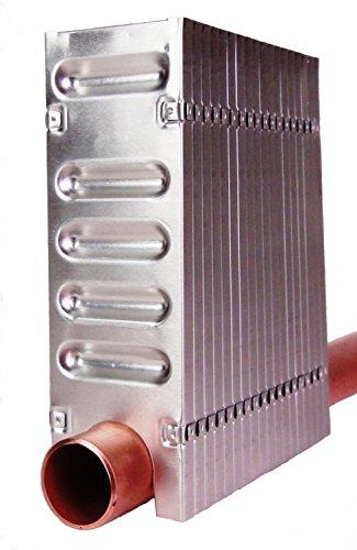 """Heizleiste snap-on Register""""Climax"""" für Selbstmontage / 938 Watt (delta T 50 K)"""