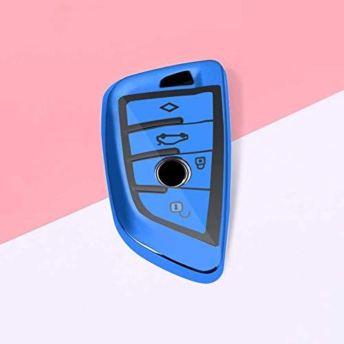 AMLaost 2020 cubierta de la llave del coche cubre nuevo TPU, para BMW X1 X3 X5 X6 Series1 2 5 7 E53 E70 E39 F15 F16 F10 F30 G30