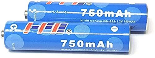 2X Gigaset Wiederaufladbare Akku Original GP/HFE/Suppo 750 mAh für Mobilteile