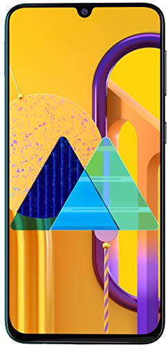 Samsung Galaxy M30s (Opal Black, 4GB RAM, 64GB Storage)