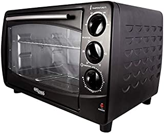 Super General 35 Liters Electric Oven, Black SGE O039 KR