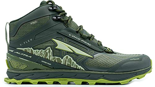 ALTRA Lone Peak 4 Mid RSM Zapatillas impermeables para hombre