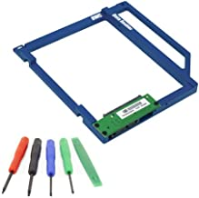 OWC Data Doubler, Optical to SATA HD Converter Bracket Solution for Mac Laptops, (OWCDDAMBS0GB)