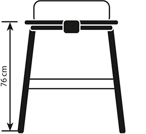 SEVERIN Gril Barbecue, Gril sur pied, Surface du Gril (41x26cm), 2500W, PG 2792, Noir