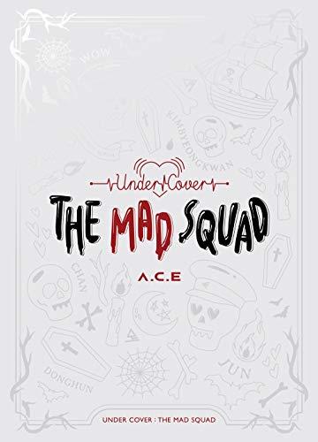 Beat Interactive A.C.E ACE - The MAD Squad (3rd Mini Album) Album+Folded Poster