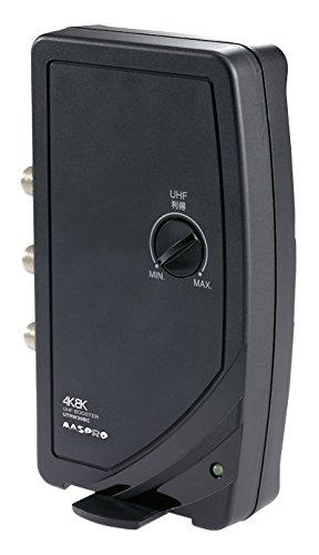 マスプロ 4K 8K放送 3224MHz 対応 UHFテレビ レコーダーブースター UTRW30BC-P