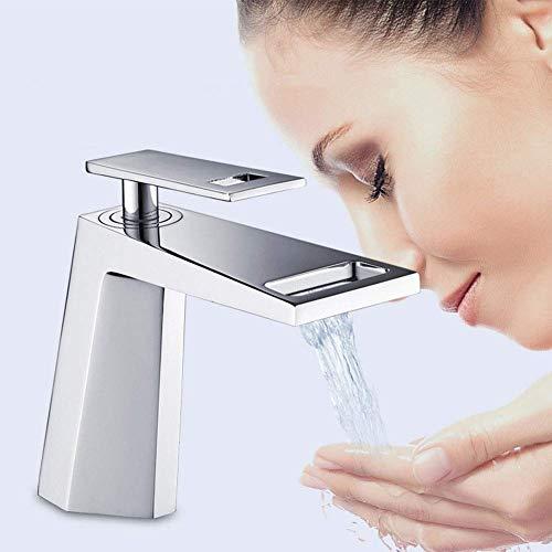 ZXL SSJIA-waterval-baskraan, wastafelkraan-waterval, met Jet Waste