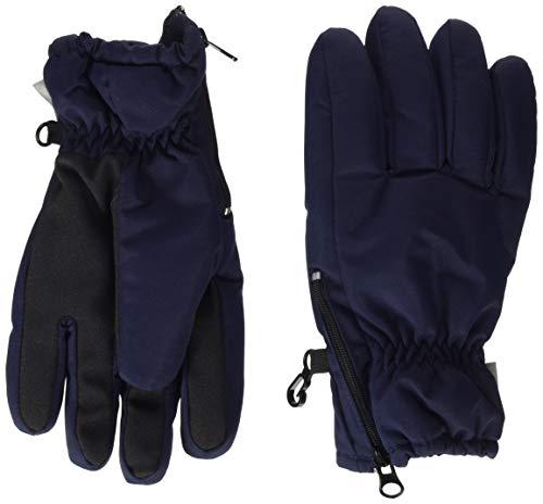 Sterntaler Unisex Kinder Fingerhandschuh Cold Weather Gloves, Marine, 4 EU