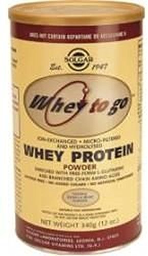 Whey to Go PROTEINA (Vanilla Flavour) 340gr Solgar