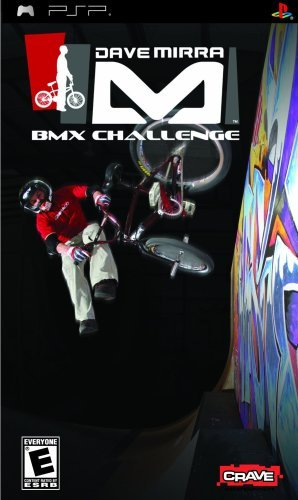 Dave Mirra: BMX Challenge - Sony PSP by SVG Distribution