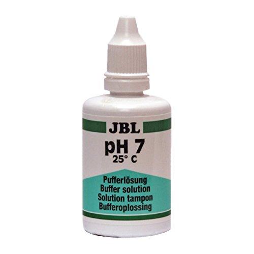 JBL Pufferlösung pH 7,0, 25900 Kalibrierflüssigkeit mit pH 7,0 für pH-Elektroden