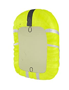 Wowow Bag Cover 2.2 Couvre sac Mixte Adulte, Jaune, Taille unique