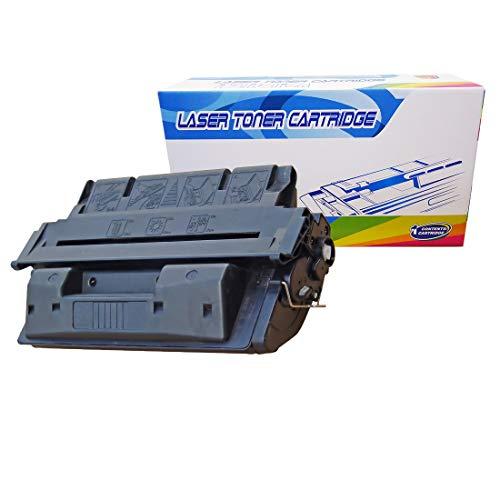 Inktoneram Compatible Toner Cartridge Replacement for HP C4127X 27X Laserjet 4000 4000n 4000se 4000t 4000tn 4050 4050 USB-MAC 4050n 4050se 4050t 4050tn (Black)