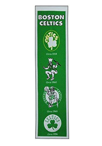 Winning Streak NBA Heritage Banner (Boston Celtics)