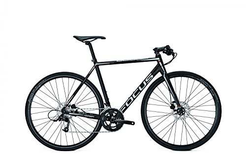 Crossrad / Fitnessbike Focus ARRIBA DISC APEX 20G 28', Rahmenhöhen:48;Farben:Magicblackmatt