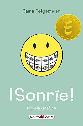 ¡Sonríe! (Novela gráfica)