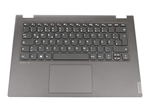 Lenovo IdeaPad C340 14IWL 81N4 Original Tastatur inkl Topcase DE deutsch graugrau