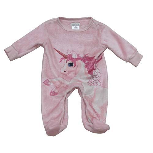 Pitter Patter Baby M/ädchen Schlafsack rosa rose 6-12 Monate