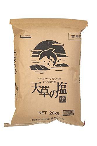 九電産業 【 業務用 】 天草の塩 しっとり 20�s