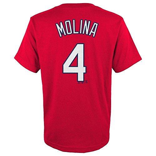 10个最佳红雀棒球队球衣莫利纳2020年