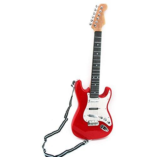 Guitarra eléctrica para niños, guitarra pequeña de 6 cuerdas para ...