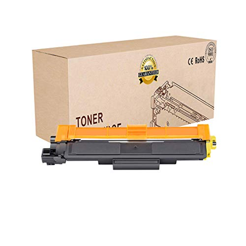 Compatibel Toner Cartridges Vervanging voor BROTHER TN243BK TN243C TN243M TN243Y TN247 Toner Cartridge voor BROTHER DCP-L3551CDW HL-L3270CDW MFC-L3750CDW L3770CDW Toner Geel
