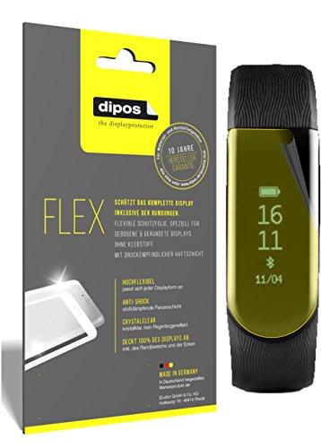 dipos I 3X Schutzfolie 100prozent kompatibel mit Medion Life S2000 Folie (Vollständige Bildschirmabdeckung) Bildschirmschutzfolie