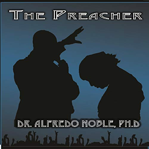 The Preacher  By  cover art