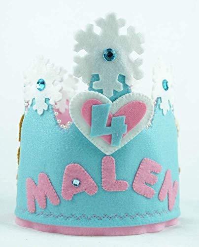Corona Cumpleaños Frozen