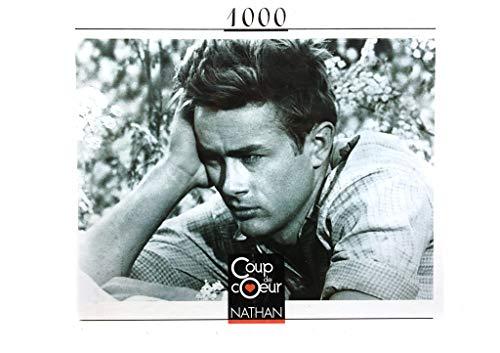 Ravensburger (Nathan- Puzzle James Dean, Personaje de películas de 1000 Piezas (50763)