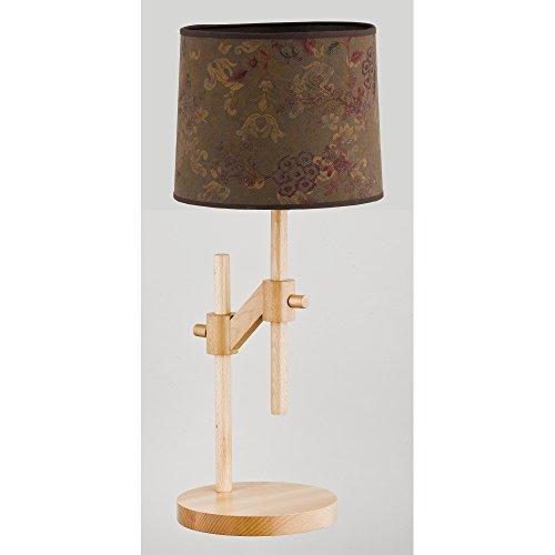 ALFA Mango III 1 Lampe de Chevet Lampe à Poser Luminaire Lampe de Table lumière Interieur