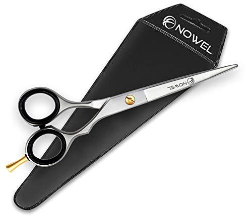 Nowel 6.5 inches Schere Haare Schneiden Haarschere Friseurschere Hair Scissors Friseur Schere Bartschere Männer Haarschneideschere Profi Friseurschere Profi