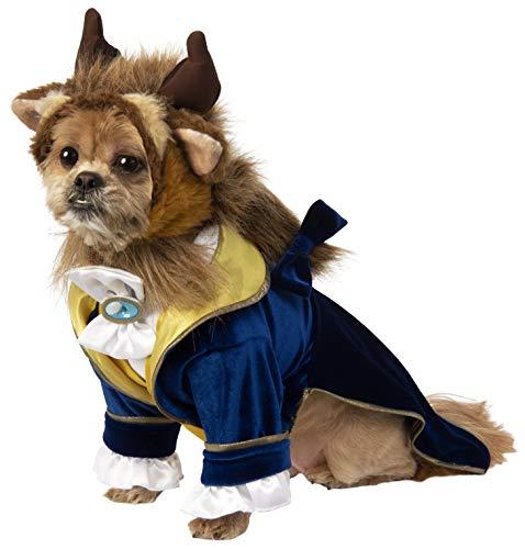 Rubie'S Disfraz de Mascota de la Bella y la Bestia de Disney, pequeño