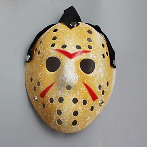 DIVISTAR Máscara de Hockey del Viernes 13 Jason vs Freddy