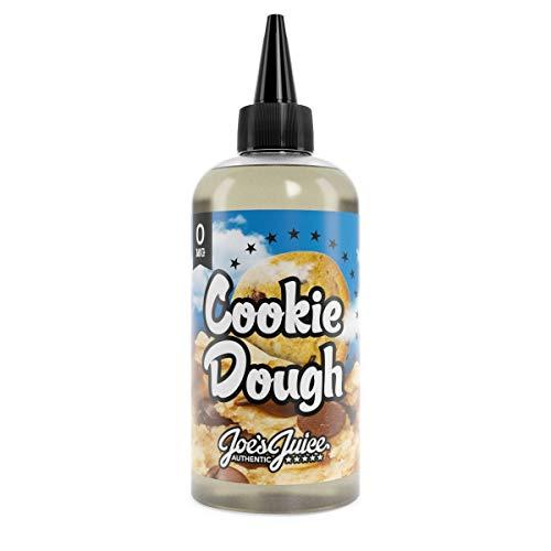 Cookie Dough Joes Juice 200ml 00mg (sans nicotine ni tabac)