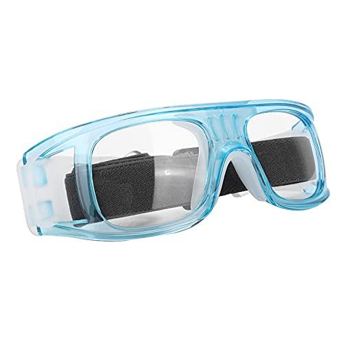 YIFengFurun Gafas deportivas de baloncesto, fútbol, para exteriores, resistentes al viento, para motocicleta, para montar en bicicleta, para hombres, mujeres, adolescentes, niños