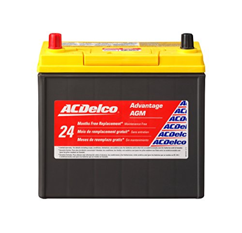ACDelco ACDB24R Advantage AGM Automotive BCI Group 51 Battery