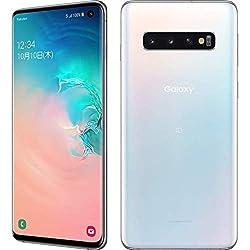 国内版 シムフリー Galaxy S10 本体 (Prism White)