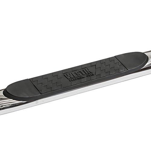 Westin 21-3560 E-Series Platinum Oval Step Bar for Dodge RAM 2500/3500 Crew Cab