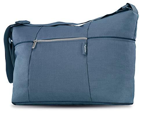 Inglesina Borsa Day Bag, Organizer per Passeggino con Fasciatoio, Artic Blue