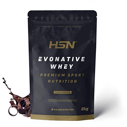 Proteína de Suero Leche Nativa Evonative de HSN   Native Whey Protein   Materia Prima de Máxima...