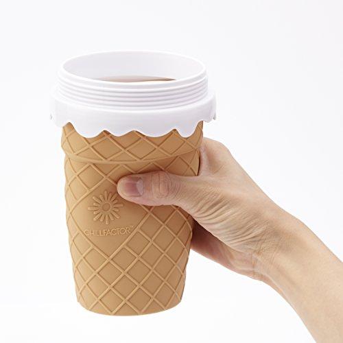 ShopJapan(ショップジャパン)『チルファクターアイスクリームメーカー』