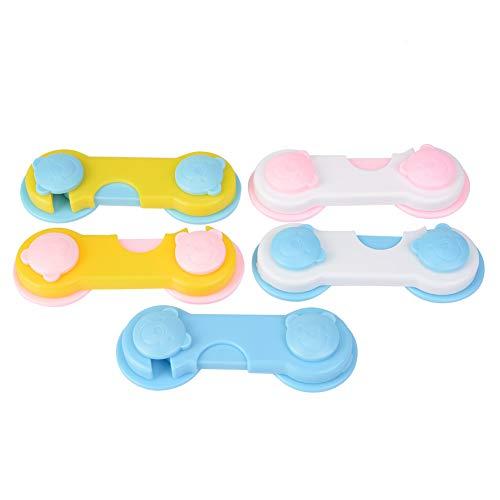 Stong Stickness Baby Clamp Lock, Baby Cabinet Lock, geschmacklos für Schubladen Kühlschrank Cabinet Upboard