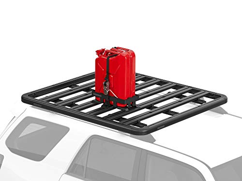 YAKIMA, LockNLoad Jerry Can Holder for Roof Racks