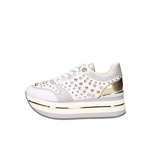 Guess FL5HAMELE12 Sneakers Donna White 40