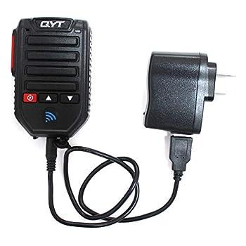 QYT Handsfree Mobile Radio Microphone Speaker for QYT KT-7900D KT-8900D KT-980PLUS Car Radio