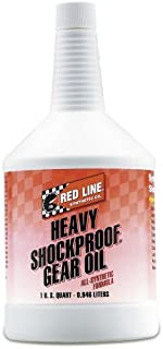 Red Line 58204-2PK Heavy ShockProof Gear Oil - 1 Quart, (Pack of 2)