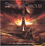 Songtexte von Savage Circus - Of Doom and Death