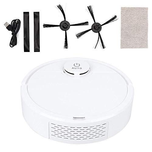 %9 OFF! Yasashi Household Robotic Vacuum Cleaner Touch Smart Sweeping Robot USB Charging Mopping Swe...